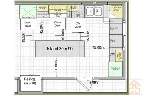 best kitchen layouts with island best kitchen layouts purplebirdblog com