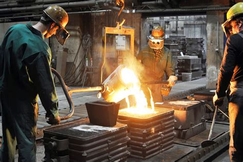 Cast Steel Production  Metal Casting Resources