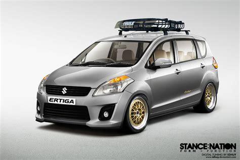 Modifikasi Suzuki Ertiga by Modifikasi Mobil Suzuki Ertiga