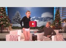 Anna Faris is caught with her pants down during this