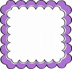 Free Purple Border - ClipArt Best