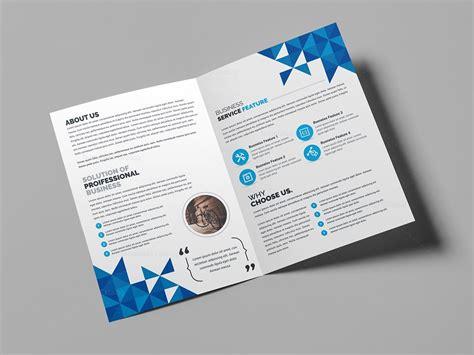Bi Fold Brochure Template Creative Bi Fold Brochure Template 000849 Template