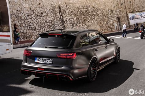 audi rs6 performance audi rs6 avant c7 2015 by pp performance 15 may 2017 autogespot