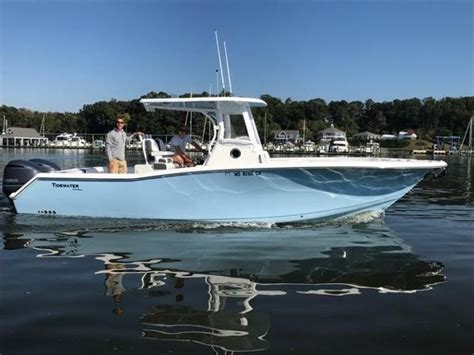 Used Tidewater Boats In Florida used tidewater boats boats for sale boats