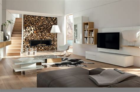 moderne holzmoebel wohnzimmer