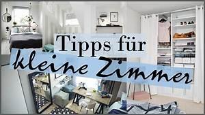 KLEINE ZIMMER schön machen Tipps, Tricks, Hilfen, Ideen