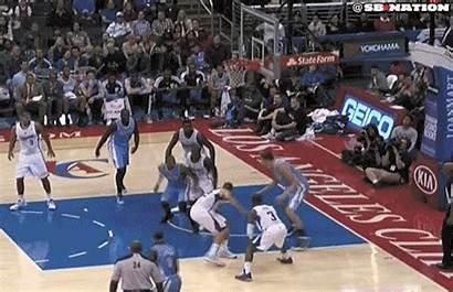 Blake Ball Griffin Handling Skills Court Guard
