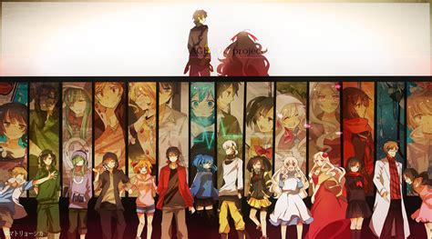pretty awesome wallpaper  kagerou project