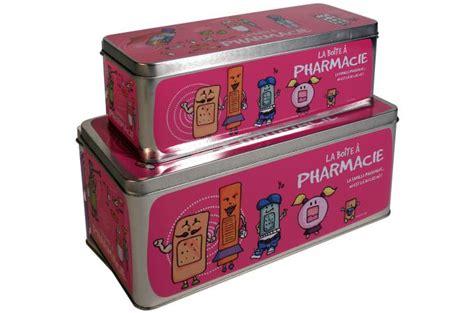 lot de 2 boites a pharmacie roses bo 238 te de rangement pas cher