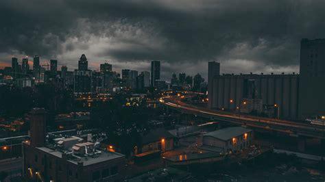 bridge  buildings  godowns hd dark aesthetic