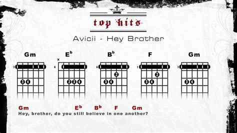 Hey Brother Guitar Chords