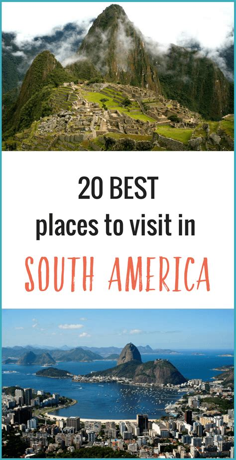 places  visit  south america  york