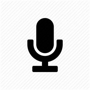 Audio, mic, microphone, recording icon | Icon search engine