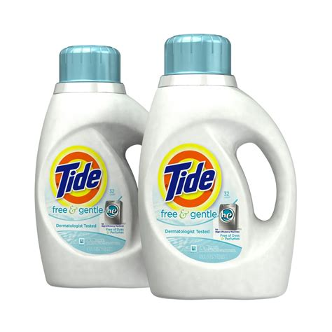 Tide Laundry Detergent, 50 Ounce (Pack of 2) only $9.87 ...