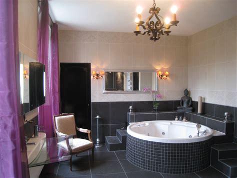 chambre parentale couleur salle de bain moderne photo 1 2 salle de bain moderne