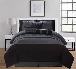 Heba, 7pc, Comforter, Set