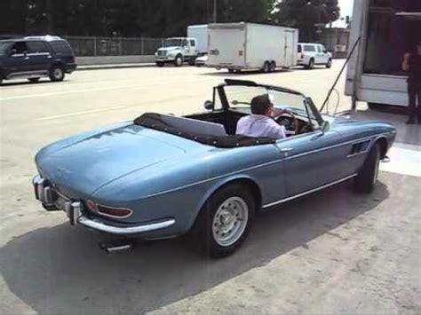 Ex-Eric Clapton 1965 Ferrari 275 GTS - YouTube