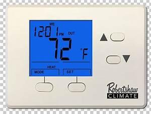 Wiring Diagram Robertshaw Thermostat