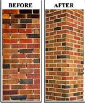 tuckpointing wichita ks brick repair wichita brick mail