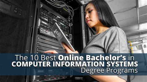The Best Online Bachelor Computer Information