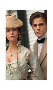 Vampire party | Katherine and stefan, Vampire diaries ...
