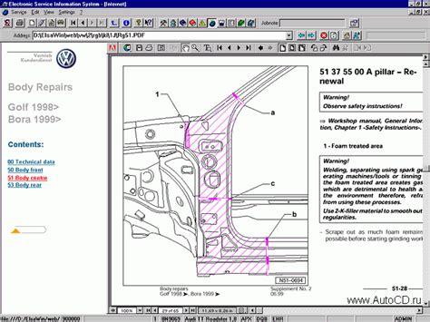 vw diagnose software elsawin 5 1 audi vw seat skoda 2014 electronic service information system for windows