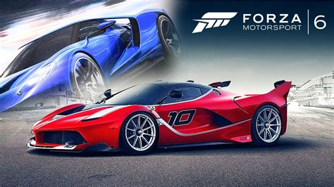 Top 10  Cars That Must Be In Forza Motorsport 6 (car List