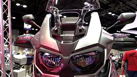 2019 Honda Africa Twin First Look, Specs Review