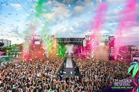live in color in color miami 2018 reveals roster and curated