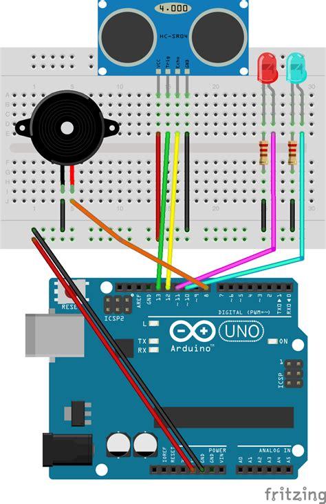 alarm system arduino project hub