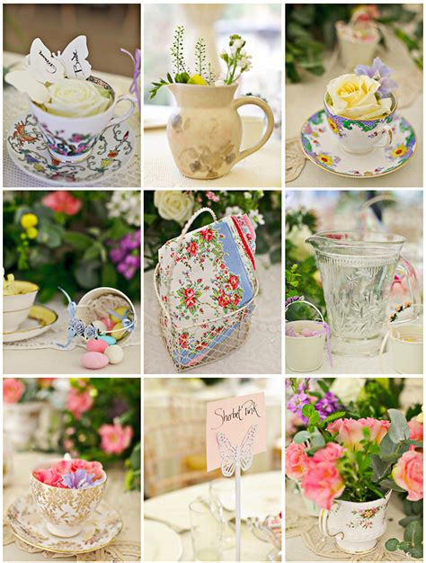 shabby chic wedding decor ideas vintage shabby chic wedding