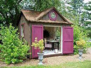 Jardin De Reve : cabane de jardin de r ve cabanes de jardin ~ Melissatoandfro.com Idées de Décoration