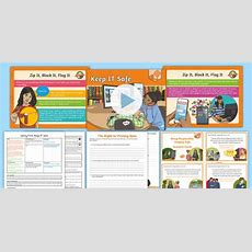 * New * Pshe And Citizenship  Y6 Safety First  Lesson 5 Keep It Safe
