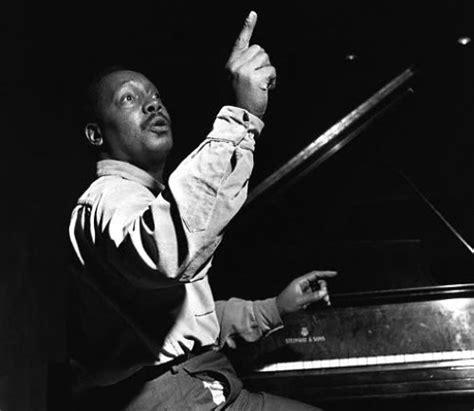 Tadd Dameron  Legendary Jazz Pianist Composer