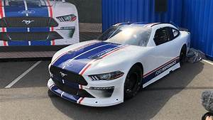 Ford reveals 2020 Mustang for NASCAR's Xfinity series | Autoblog