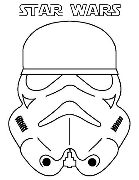 Clone Trooper Kleurplaat by Picture Of The Clone Trooper In Wars Coloring