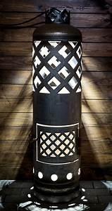 Ofen Aus Gasflasche : feuerstelle ofen hergestellt aus einer gasflasche jmfeuer ~ Watch28wear.com Haus und Dekorationen