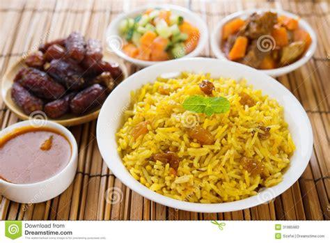 arabian cuisine rice stock photos image 31985983