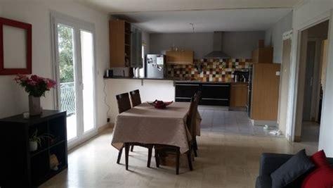 ouvrir la cuisine sur le salon casser mur entre cuisine et salle salon