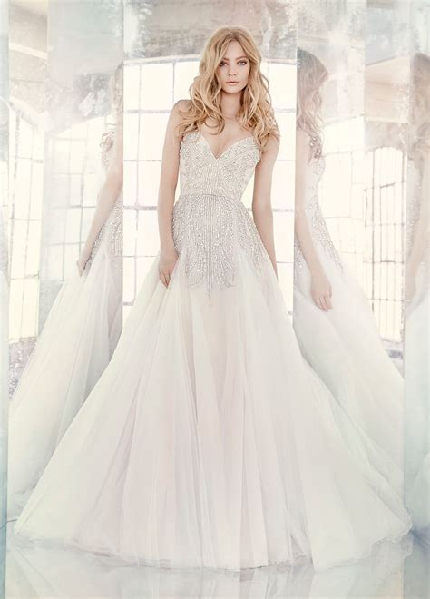 Bridal Gowns And Wedding Dresses By Jlm Couture Style 6608
