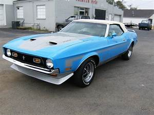 1973 FORD MUSTANG CONVERTIBLE - 79881