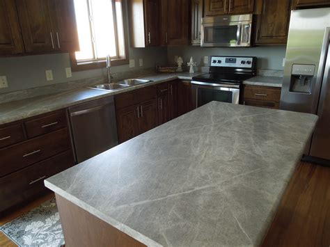 countertop for kitchen island formica 180fx soapstone sequoia kitchen island and