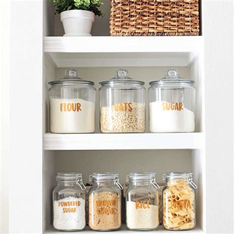 kitchen storage labels open pantry shelves and free pantry labels printable 3160