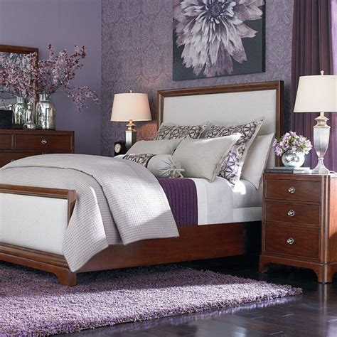 ideas for purple bedrooms purple carpet ensures a atmosphere in the room 15598