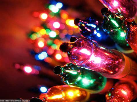 Christmas Lights Wallpapers Hd / Desktop And Mobile