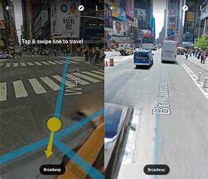 Street View Google Map : google maps brings faster smoother scrolling to street view search engine land ~ Medecine-chirurgie-esthetiques.com Avis de Voitures
