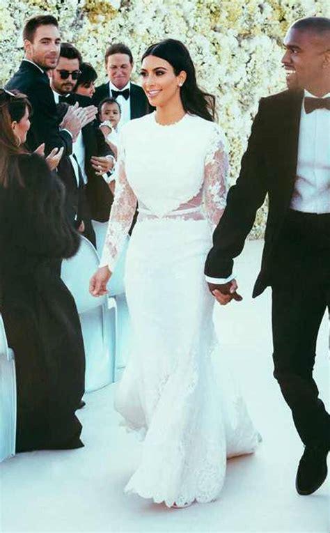 kim kardashian  stars  unforgettable wedding