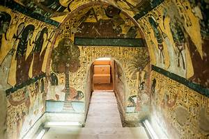 Four Egyptian tombs open to public for the first time ...