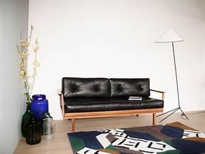 Knoll Antimott Sofa : sofa daybed canap vintage cuir knoll antimott ~ Sanjose-hotels-ca.com Haus und Dekorationen