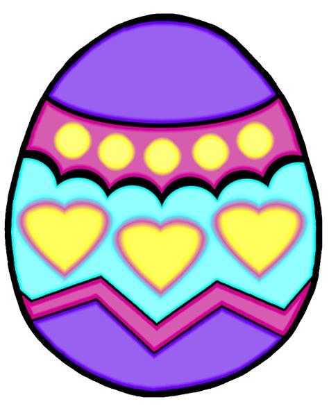 Easter Eggs Clip Classroom Treasures Easter Egg Clipart